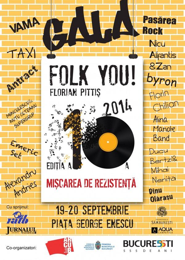 20.09.2014 Gala Folk You