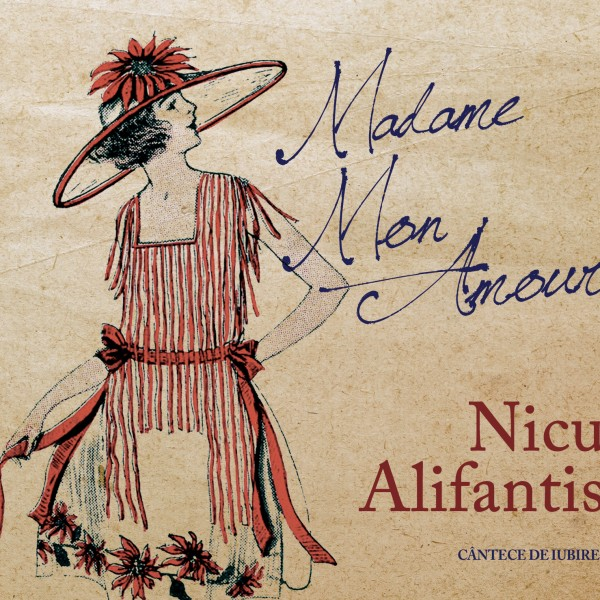 Madame Mon Amour cd